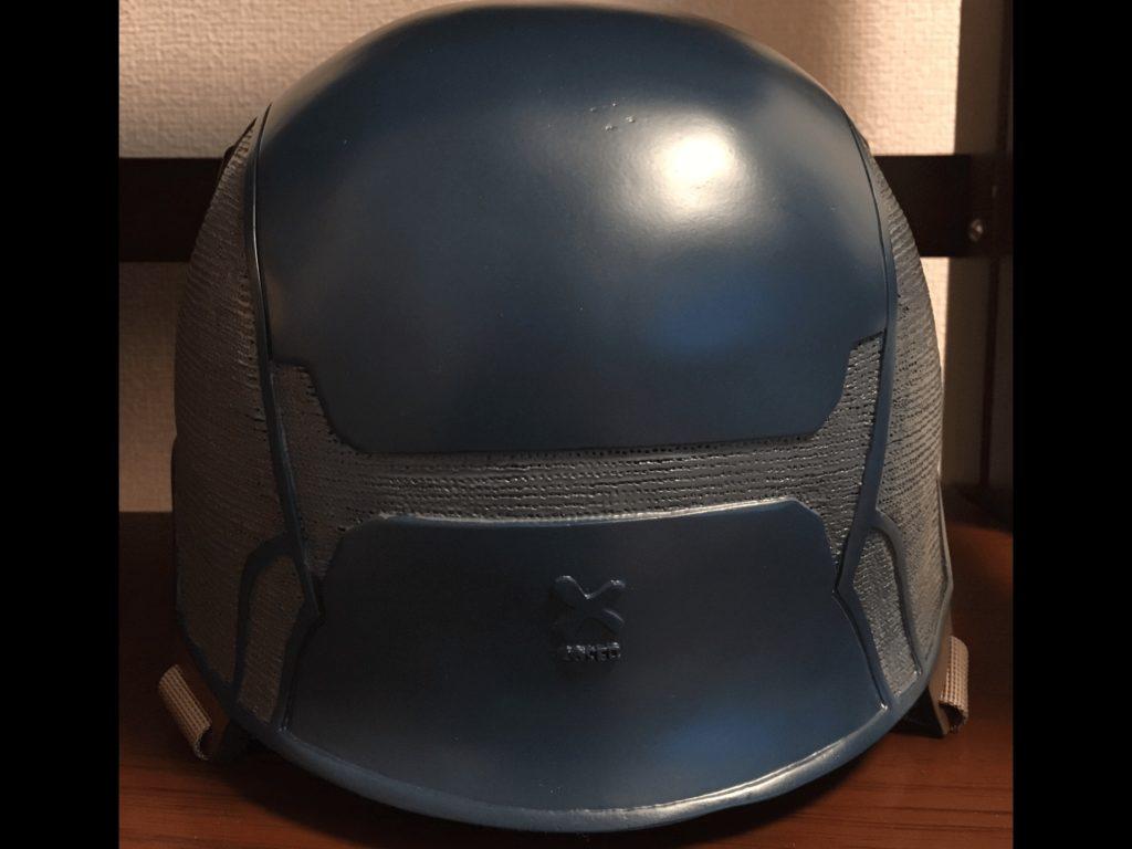 キャプテン・アメリカのヘルメット